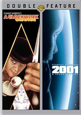 2001:SPACE ODYSSEY/CLOCKWORK ORANGE BY KUBRICK,STANLEY (DVD)